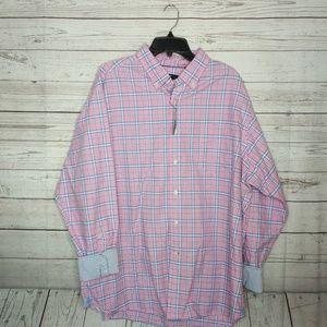 CREMIEUX CLASSIC MEN'S SZ 2XL DRESS SHIRT